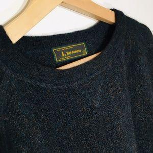 PERU UNLIMITED 100% ALPACA Wool Sweater Men's XL